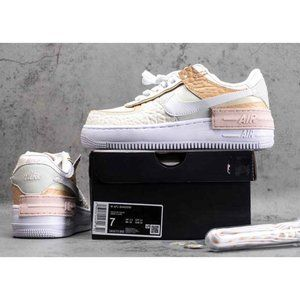 Wmns Air Force 1 Low Shadow Spruce Aura CK3172 002